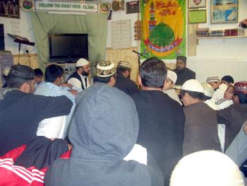 Opening ceremony of Halqa-e-Durood Shareef - Minhaj-ul-Quran