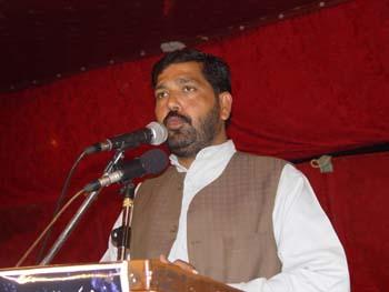 ساجد محمود بھٹی ڈائریکٹر یوھ افیئرز