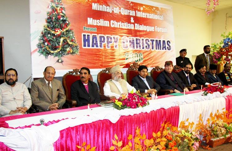 Merry Christmas Celebration 2008 - Minhaj-ul-Quran