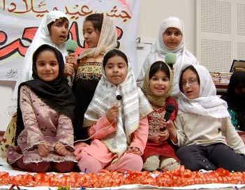 Celebration of Mawlid-un-Nabi (SAW) in Copenhagen (Denmark)