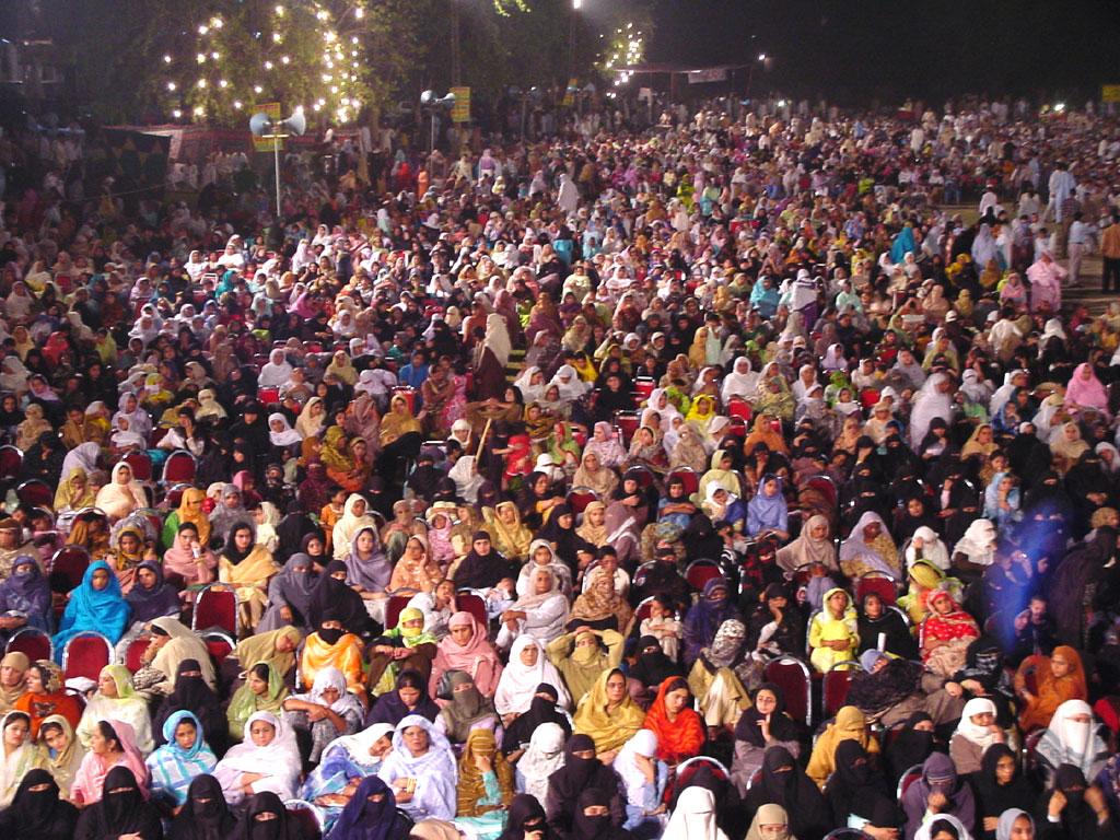 Preparations for Rabi-ul-Awwal - Minhaj-ul-Quran