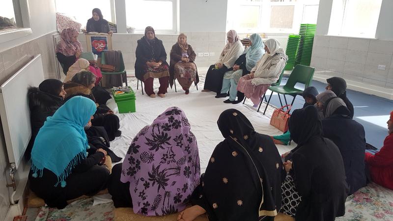 MWL Nelson holds Halaqat-e-Durood Mehfil - Minhaj-ul-Quran