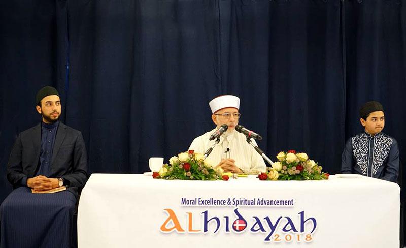 al-Hidayah 2018 in Denmark