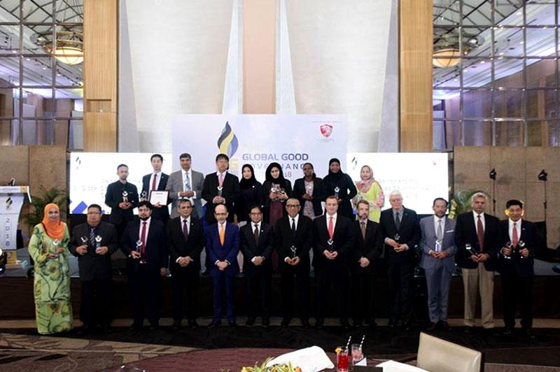 3G Social Responsibility in Higher Education Award 2018 to Minhaj University Lahore in Kuala Lumpur Malaysia