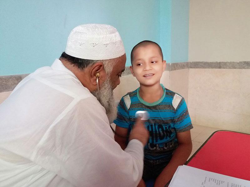 Aghosh Orphan Care Home Karachi by Minhaj Welfare Foundation
