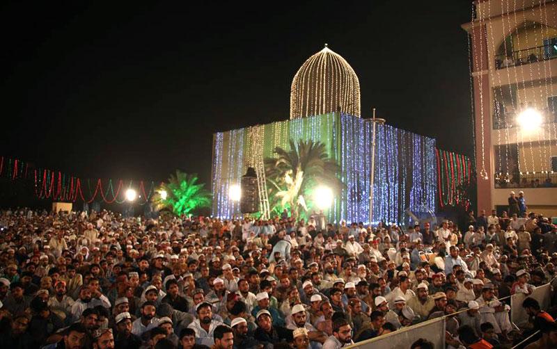 Minhaj ul Quran Itikaf City 2018