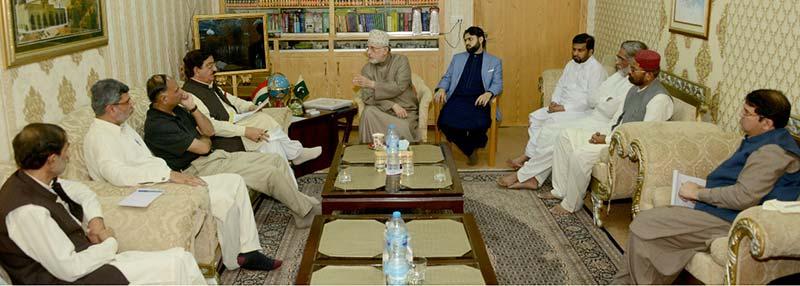 Corruption & money laundering of Nawaz Sharif is like an open book: Dr Tahir-ul-Qadri