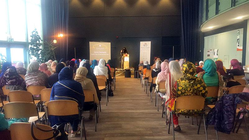 Miraj un Nabi Conference in Rotterdam