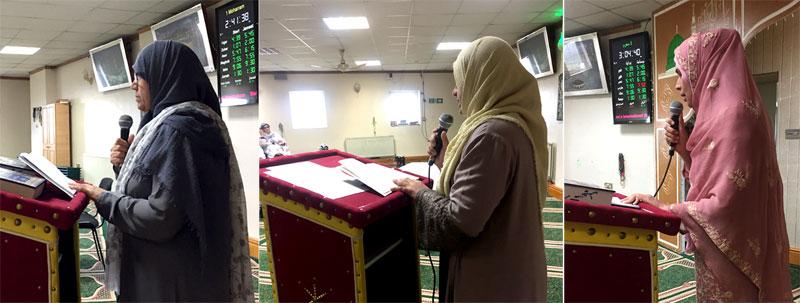 MWL Birmingham hold Annual Muharram program