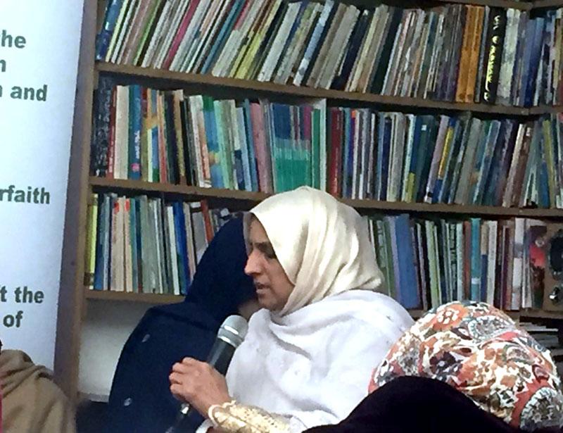 Giyarween Shareef Mahfil held by MWL Halifax