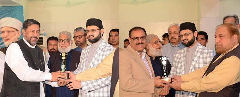 ایوارڈ تقریب ڈاکٹر حسن