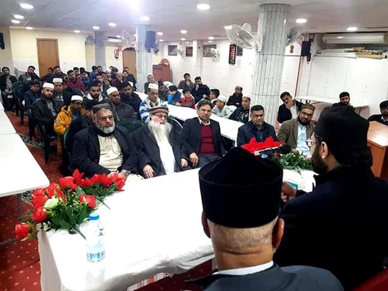 سپین: ڈاکٹر حسن محی الدین قادری کا دورہ پورپ