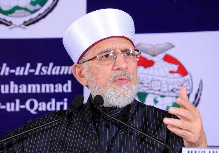 The Holy Prophet (pbuh) is the pivot of Muslims' faith: Dr Tahir-ul-Qadri