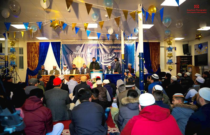 Grand Mawlid-un-Nabi celebration held at Madinat Al Zahra