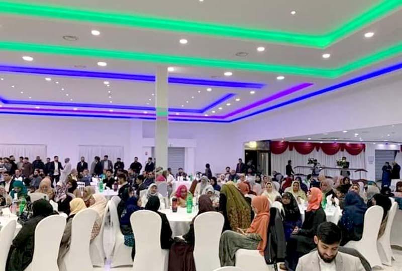 فرانس میں قرآنی انسائیکلوپیڈیا کی تقریب رونمائی