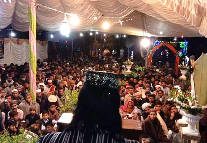 Minhaj ul Quran Rajanpur organized Milad e Mustafa Conference
