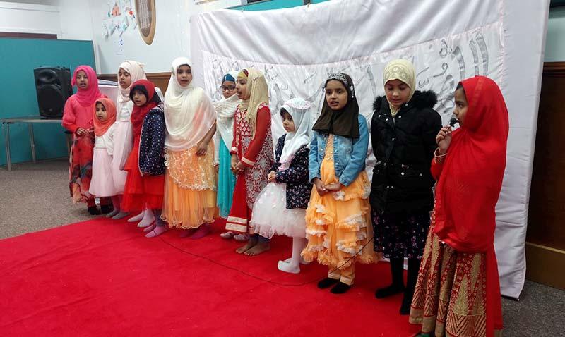 Minhaj Sisters Dundee holds Amad-e-Ramadan program