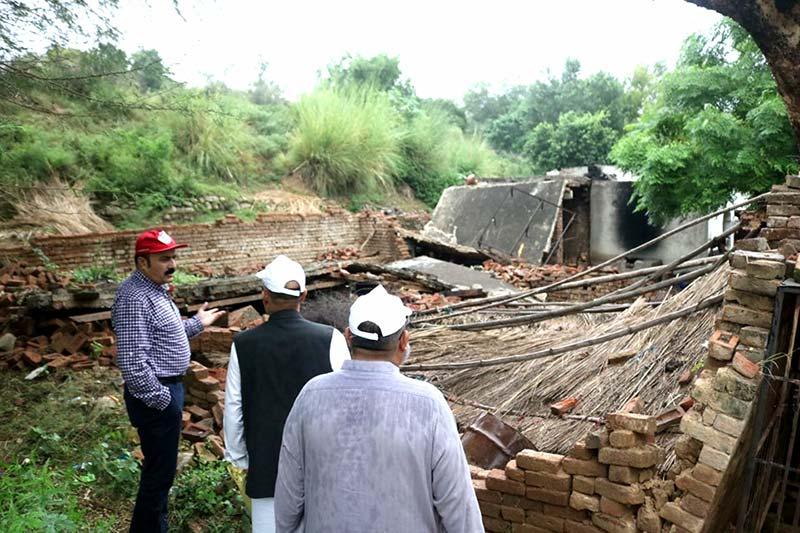 mwf-Mirpur Earthquake