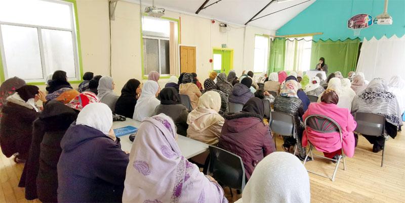 MWL Accrington holds Sayyida Zaynab (S.A) Conference