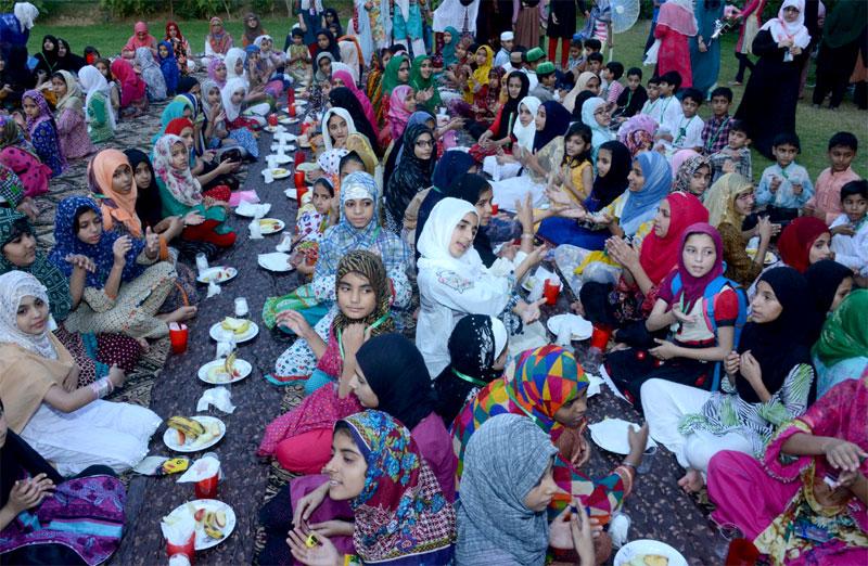 Kids Iftar Dinner