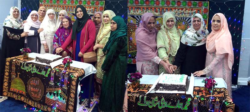 MWL Nelson hold Rabi-ul-Awwal Halaqat