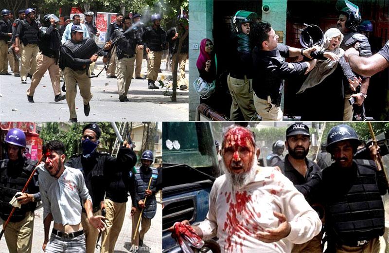 Model Town Case: We are demanding impartial investigation for five years: Khurram Nawaz Gandapur