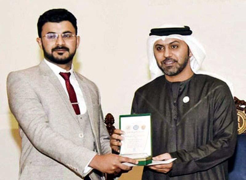 MUL student brings Arabic declamation contest