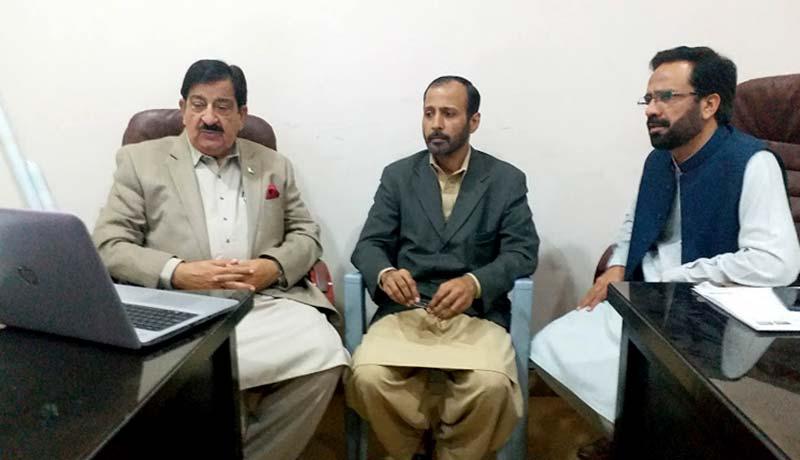 پاکستان عوامی تحریک کی ویب سائٹ افتتاح