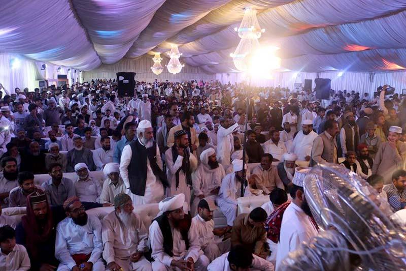 وہاڑی: قرآن کانفرنس