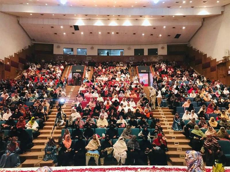 Minhaj-ul-Quran Women League organizes Sayyida Zaynab Conference in Multan