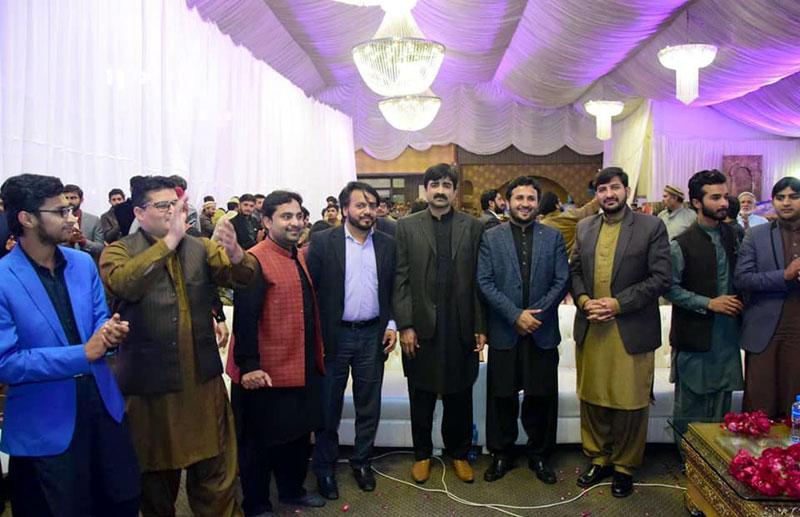 Quaid Day 2019 Mahfile e Samaa in Sialkot