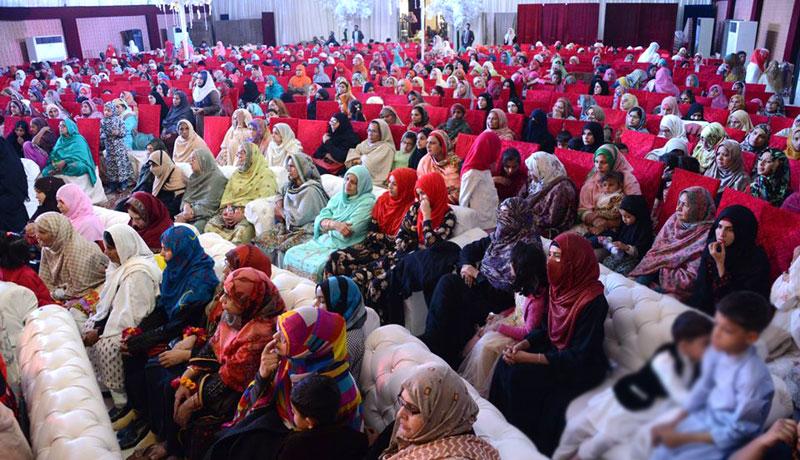 Provincial Health Minister attends Seerat-un-Nabi ﷺ Conference