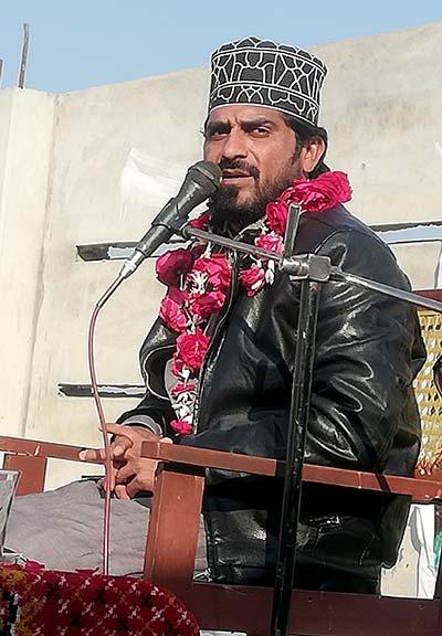 راجن پور میں علامہ صابر کمال کا درس قرآن