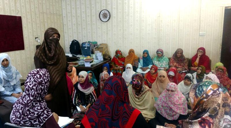 Women Itikaf City 2019