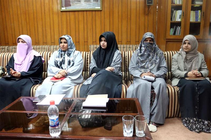 Al-Hikma Camp 2020 by Minhaj ul Quran Women League