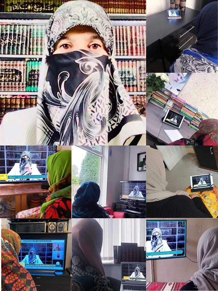 AL-Nasiha Lecture Series: Dr. Ghazala Hassan Qadri delivers 3rd lecture on Marital Harmony