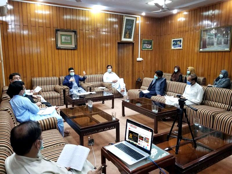 MQI promoting peace & interfaith harmony through digital media tools: Dr Hassan  Mohi-ud-Din Qadri