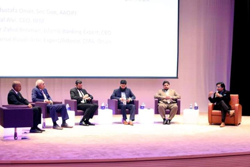 Dr Hussain Mohi-ud-Din Qadri addresses Oman Islamic Finance Fintech Forum, 2020