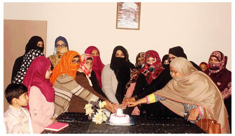 Quaid Day ceremony
