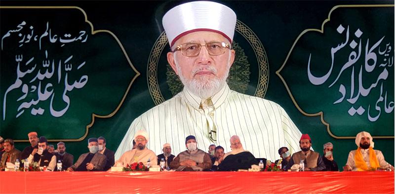 Dr Tahir-ul-Qadri to write to the world leaders against blasphemous caricatures