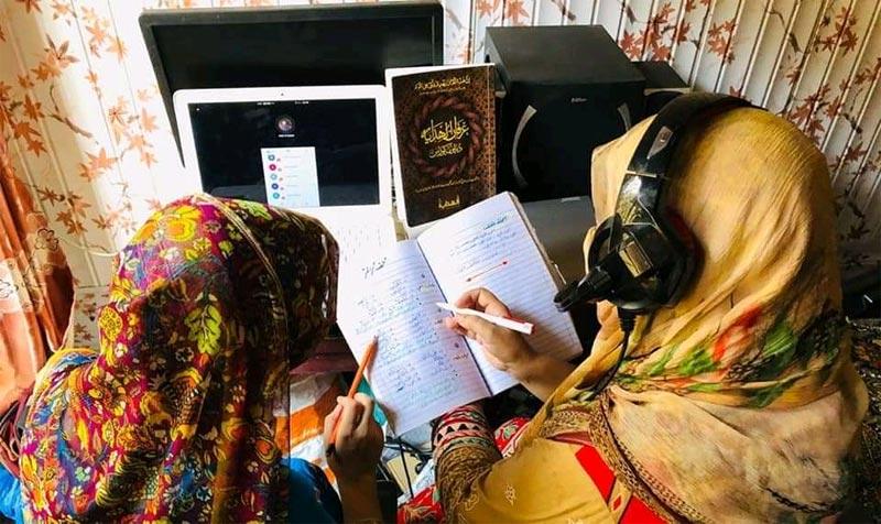 Irfan-ul-Hidayah completes 3 days Online Training Course