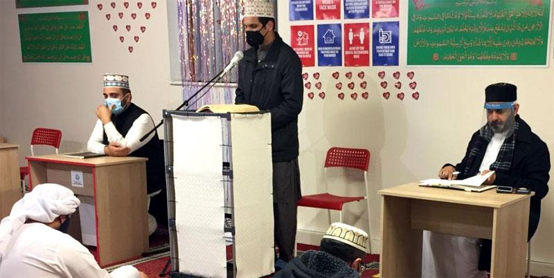 MQI Northampton holds Milad-e-Mustafa Conference