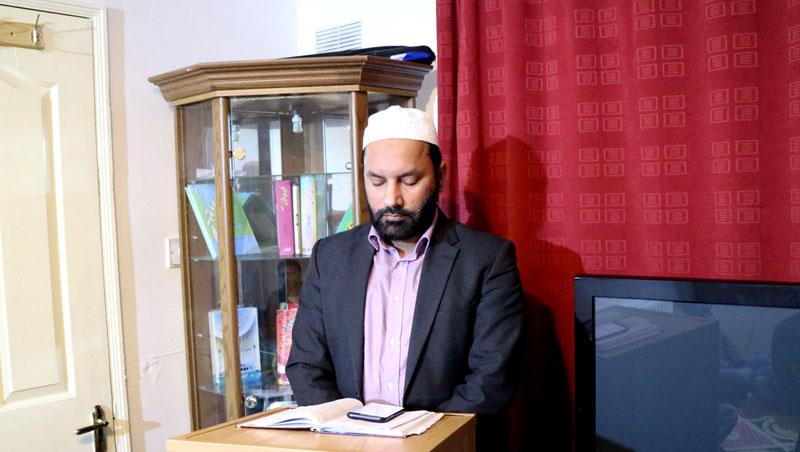 Gosha e Durood Majlis by Minhaj ul Quran Ireland