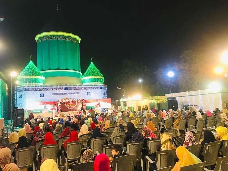 Minhaj-ul-Quran Women League organizes Milad Dinner