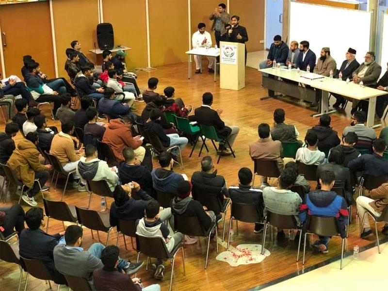 Youth Seminar in Badalona Spain