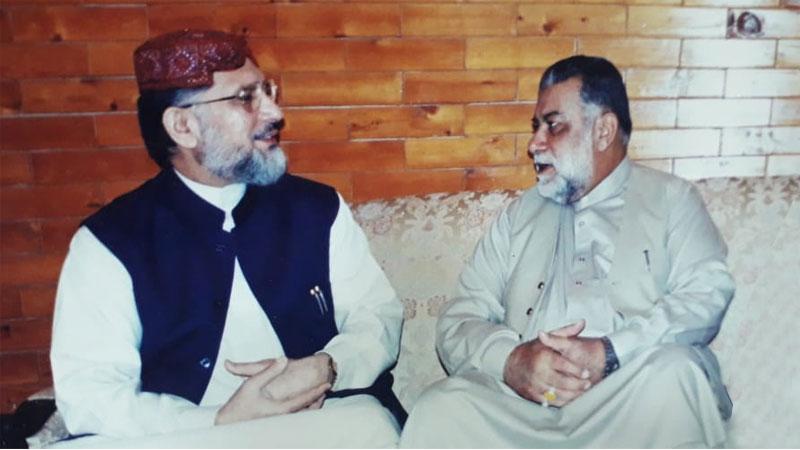Dr Tahir-ul-Qadri grieved over the death of Mir Zafarullah Khan Jamali