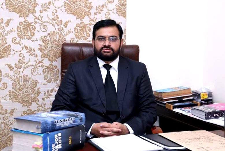 PAT Advocate Naeem ud Din Ch