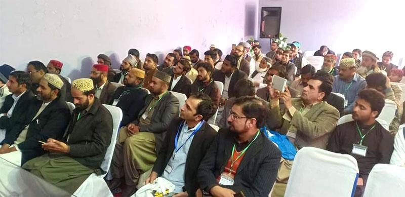 Social Media workshop in lodhran