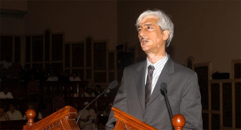 Principal of Pakistan College of Law, Dr Humayun Ihsan