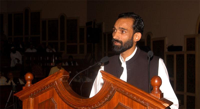 Dr Tahir Hameed Tanoli